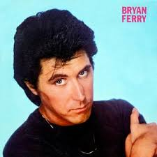 Bryan Ferry - Foolish Things - LP Cover