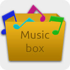 music box logo