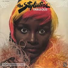 Stylistics - fabulous - LP Cover
