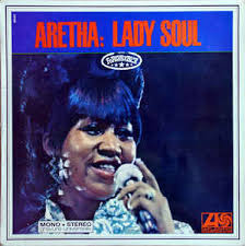 ARETHA FRANKLIN - LADY SOUL LP COVER