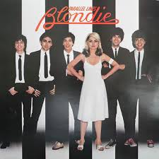 BLONDIE - PARALLEL LINES - LP COVER