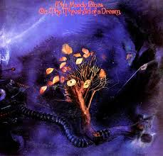 Moody Blues - Threshold LP COVER