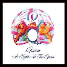 QUEEN - NIGHT OPERA LP COVER