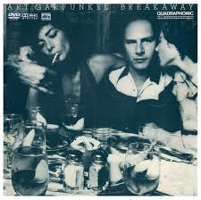 ART GARFUNKEL - BREAKAWAY LP COVER