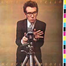 THIS YEARS MODEL - ELVIS COSTELLO - LP COVER