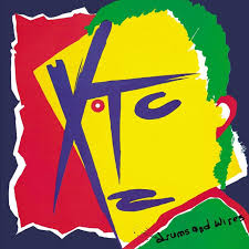 XTC - DRUMS & WIRES LP COVER